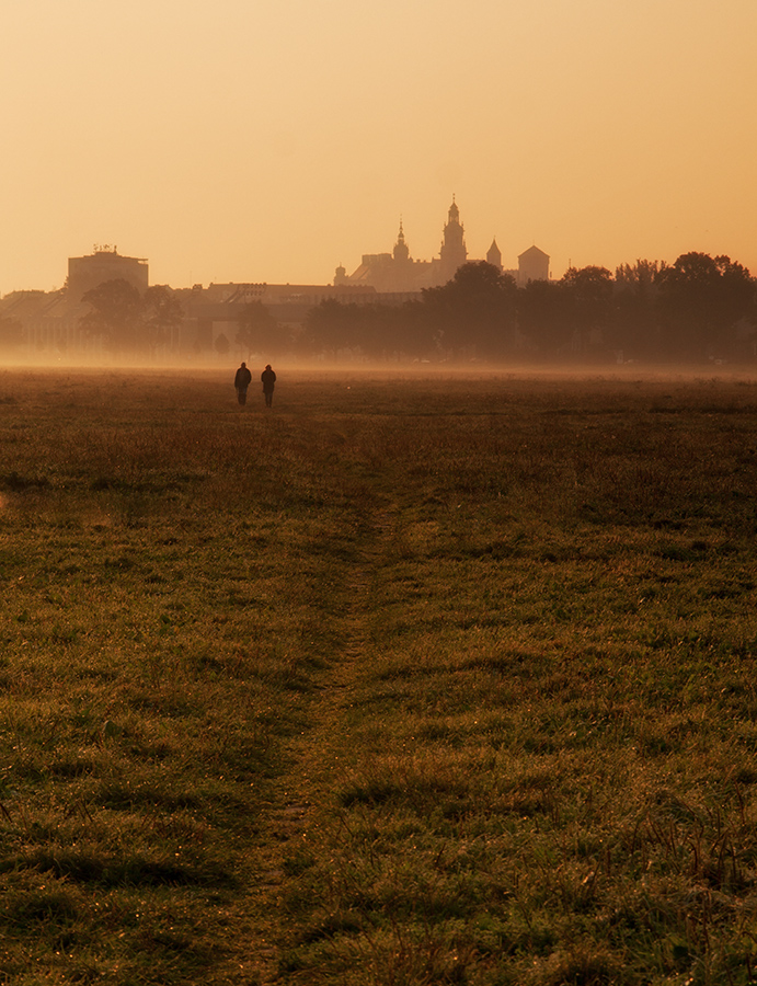 Cracow by TomaszPrzybylo