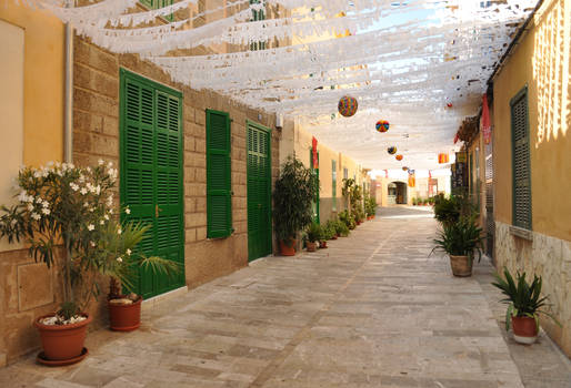 Streets of Alcudia 2