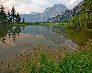 Carson Peak by themobius