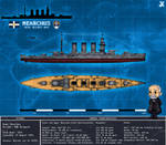 RHN Battlecruiser Nearchus - Reference Sheet