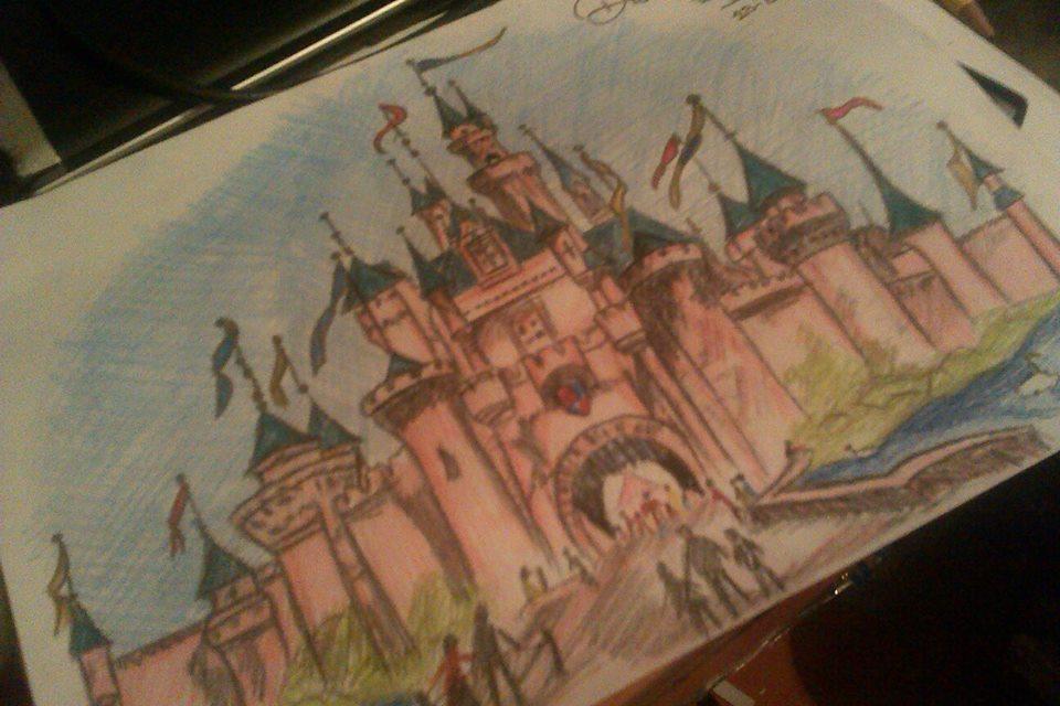 Disneyland by lynelafour
