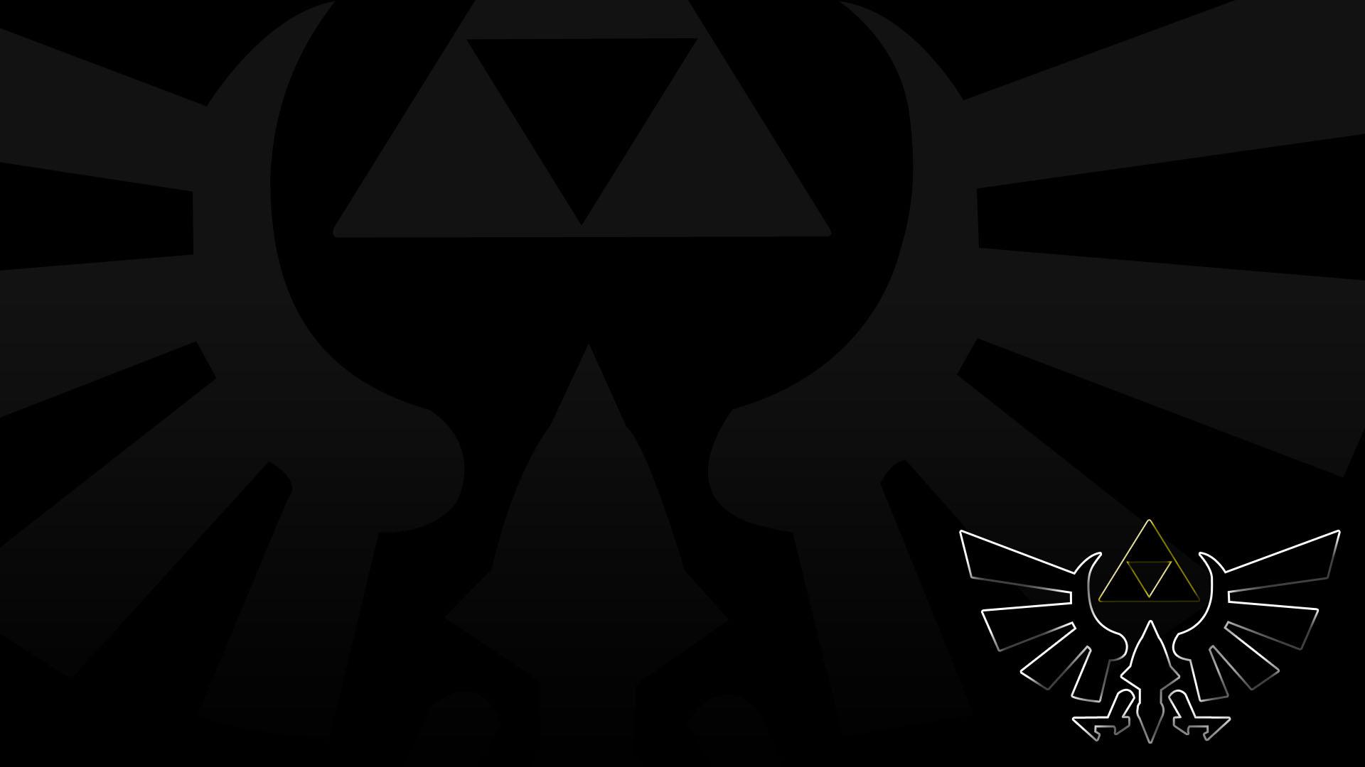 Zelda Wallpaper 1920x1080 Triforce Zelda Triforce 1920x10...