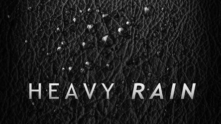 HEAVY RAIN by rdjpn
