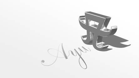 3D Ayu Symbol by rdjpn