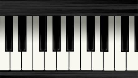 Piano by rdjpn
