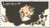 Lambo Stamp by Kay-Love