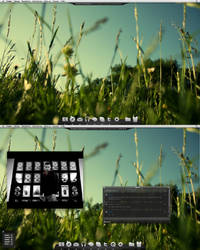 green Leaf - Desktop by SonnyKingBlack