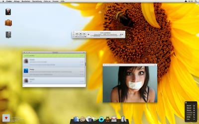 Summer Desktop by SonnyKingBlack
