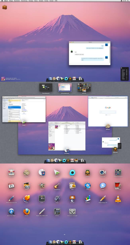 Lion Desktop