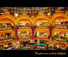 Paris 01 - LaFayette by DieNaerrin
