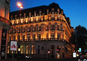 Paris 05 - Nightside_original by DieNaerrin