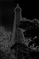 Paris 06 - Tower by DieNaerrin