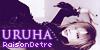 A try for URUHA-RaisonDetre by DieNaerrin