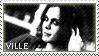 Stamp Ville Valo 02 by DieNaerrin