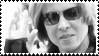 Stamp - Yoshiki II - b+w by DieNaerrin