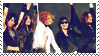 Stamp X-JAPAN V by DieNaerrin