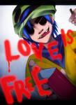 Gorillaz: Love is Free