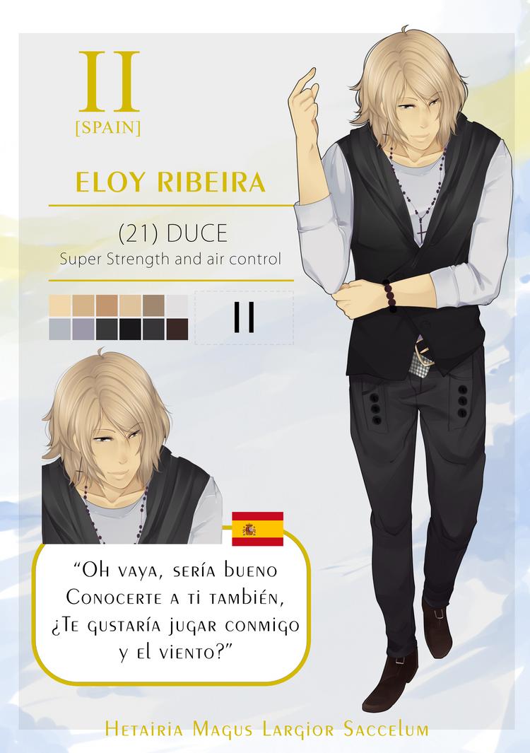 HMLS DUCE II: Eloy by Tuliblu