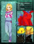 Digimon-Zero: Camila