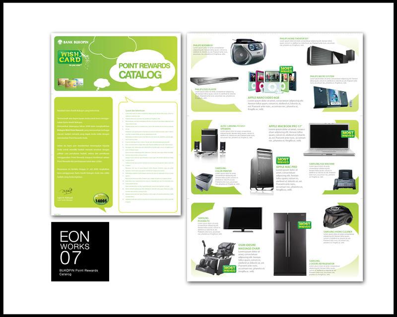 Bank BUKOPIN PR Catalog 02 by eonworks