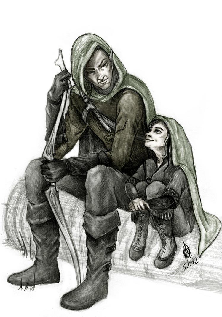 Like Father by TheWildGrape