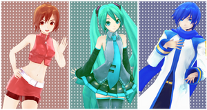 Project DIVA Styled