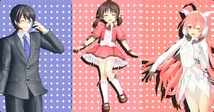Happy birthday Kiyoteru, Yuki, and Miki !