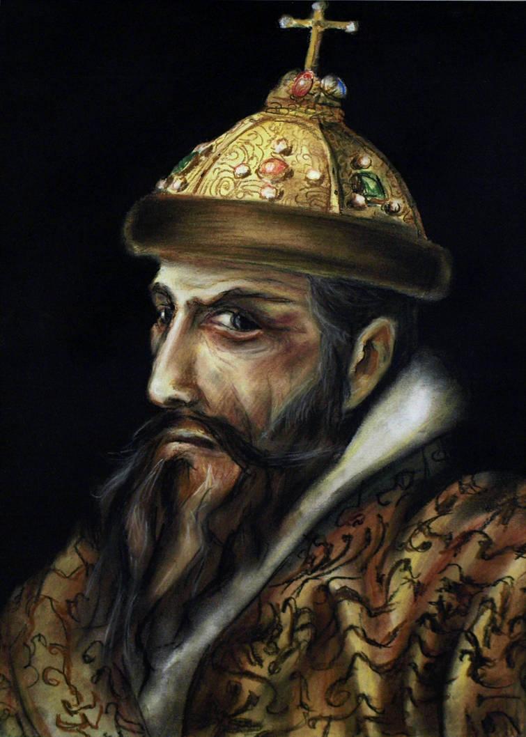 Ivan The Terrible by cheburart