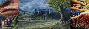 Castle: Past, Present, Future