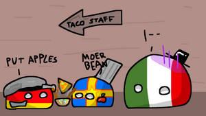 Taco Boii staff culinary