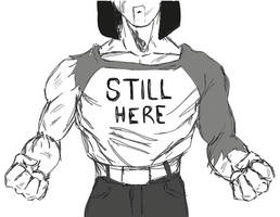 Android 17 - Still Here by Born-to-be-MCG