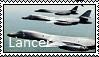 B-1B Lancer by thefightingfalcon08