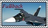 Su-34 Fullback Stamp by thefightingfalcon08