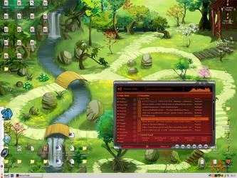 17.12.08 desktop by Nanera