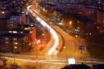 Night plovdiv