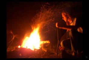 i burned it all by Nanera