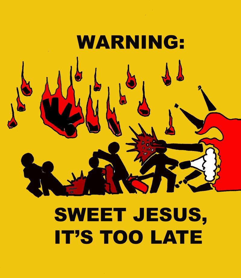 Warning by xenos60