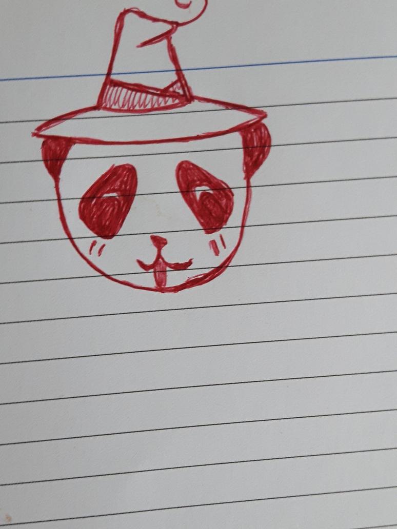 Panda Witch by SkyCentaur