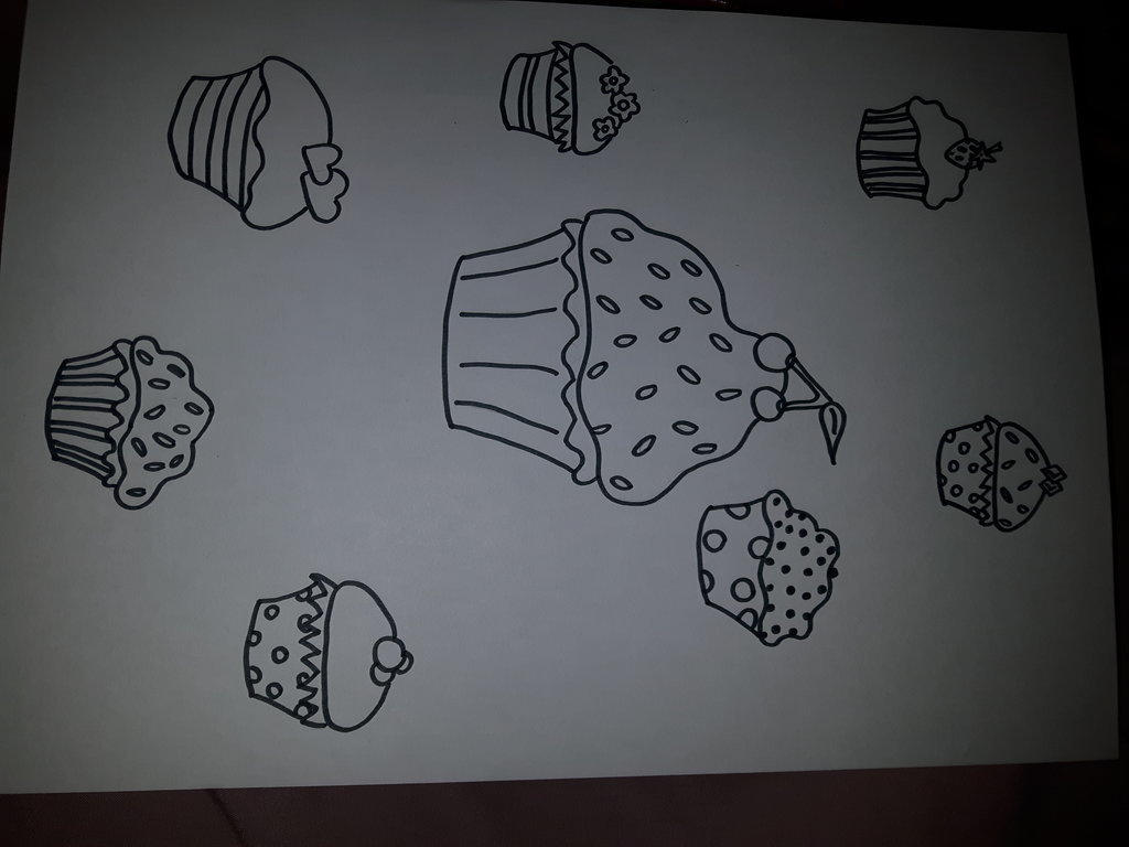 Cupcake heaven by SkyCentaur