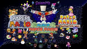 Paper Mario Ultimate Wallpaper