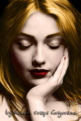 Dakota Fanning 9 by KseniaCrispi