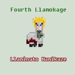 Llaminato Namikaze by WIFIUYH