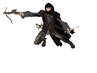 assassin by hectorhb