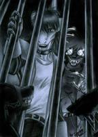 Evil place... by Deygira-Blood