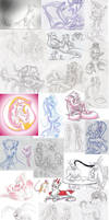 Sketches.Mixed 13