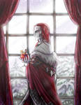 Winter calm by Deygira-Blood