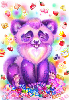 Berry panda
