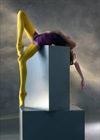 Monument to thin and harmonous by photoport