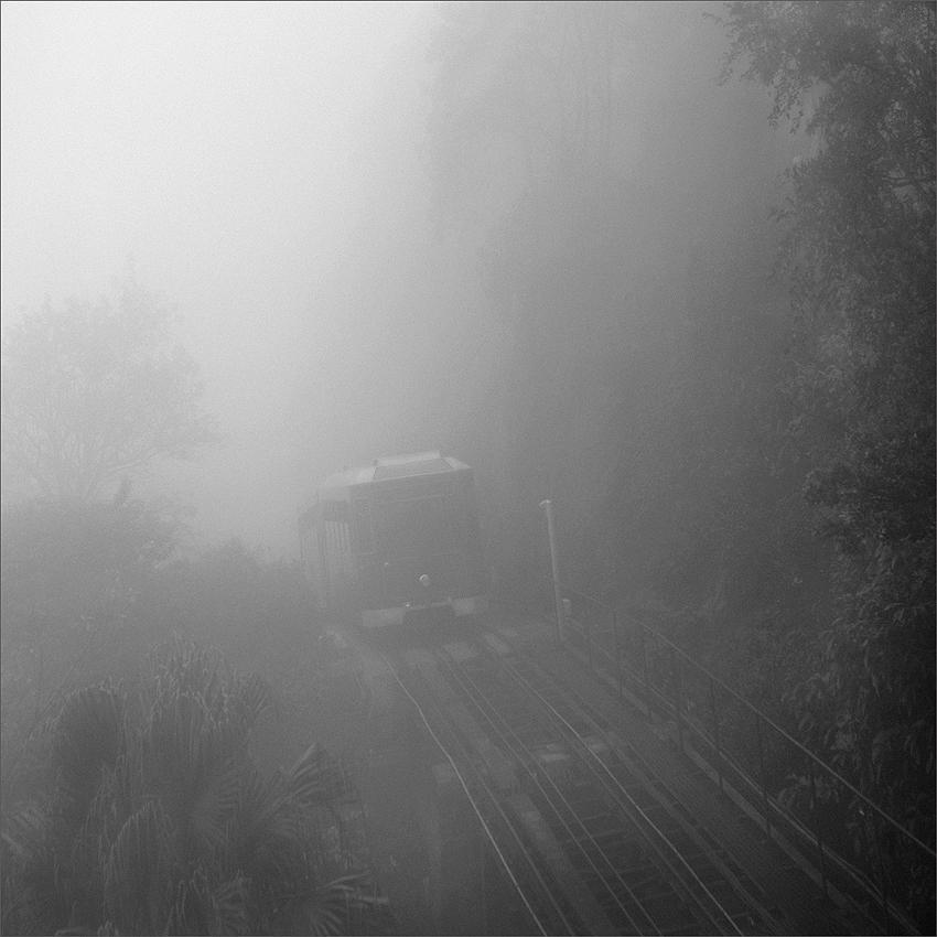 cloud tram by photoport