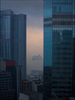 ghostly Hong Kong XIV by photoport